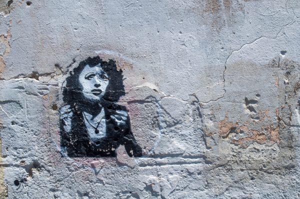 Streetart Lissabon, Juli 2017