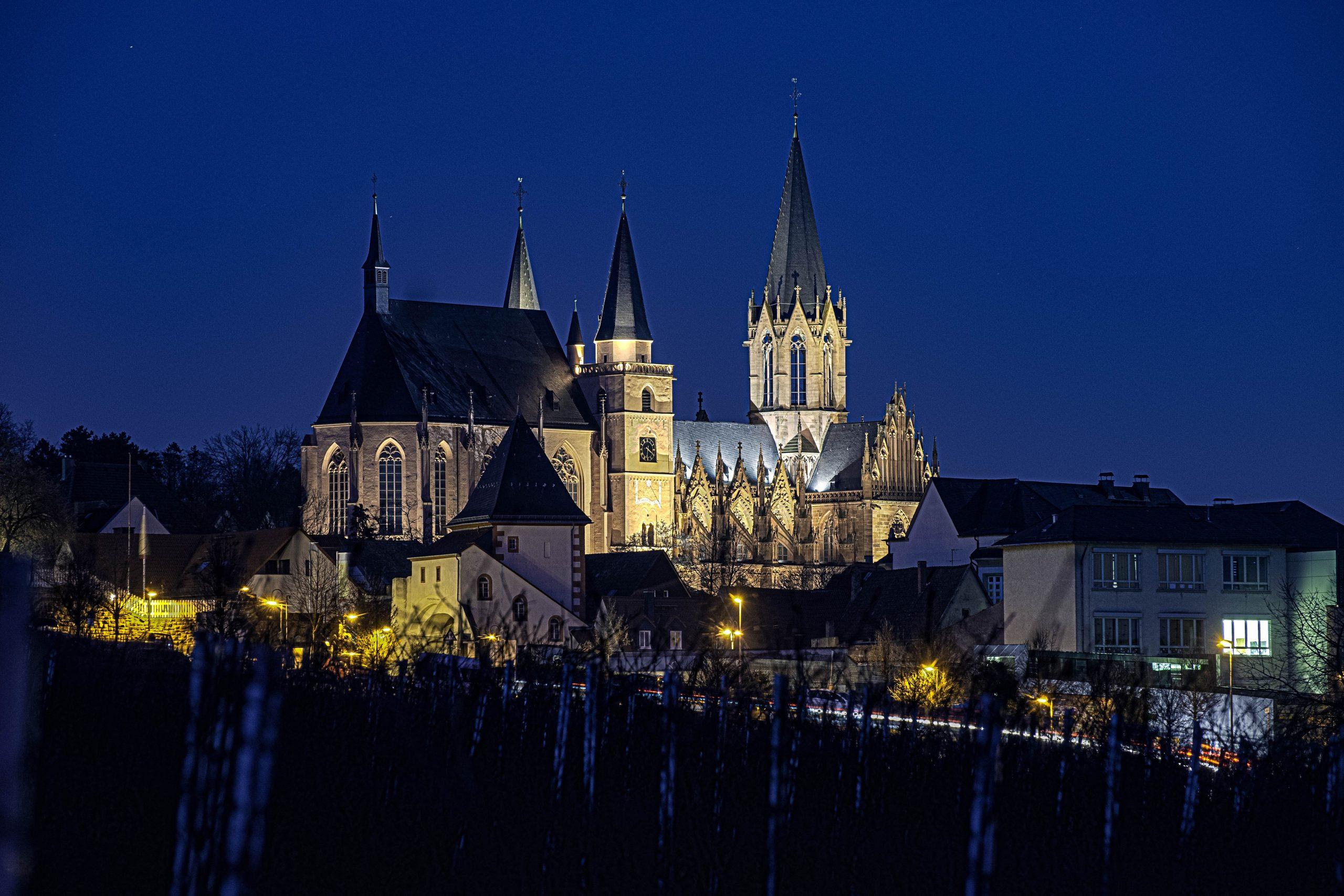 Das HDR-Bild der Katharinenkirche